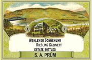 Riesling from Prum at CBTB This Friday