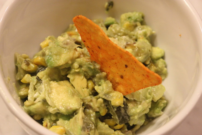 TBT Recipe: Grilled Corn and Poblano Guacamole from Rick Bayless