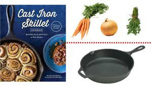 Cookbook Review: Cast Iron Skillet [Revised Edition]
