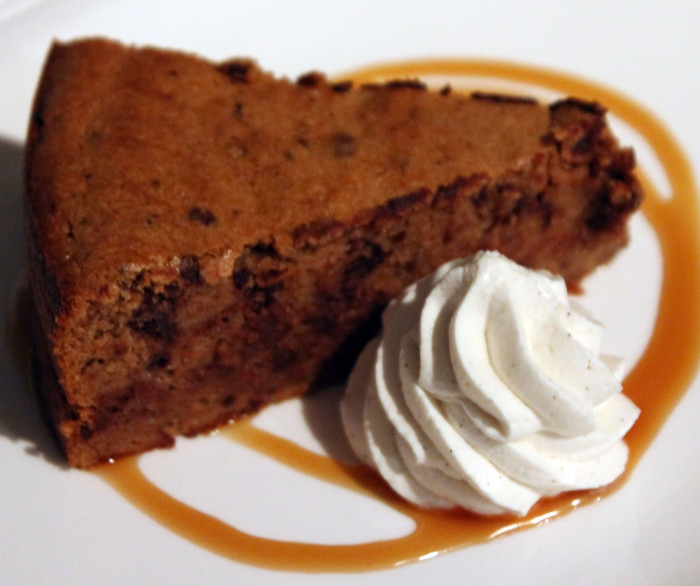 A Comforting Chocolate and Chestnut Cake from Amber Rose