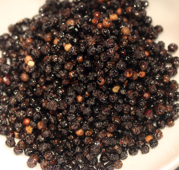 Black Pepper Syrup