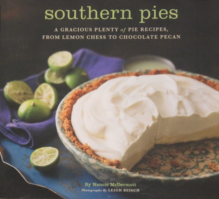 Cookbook Review: Southern Pies by Nancie McDermott
