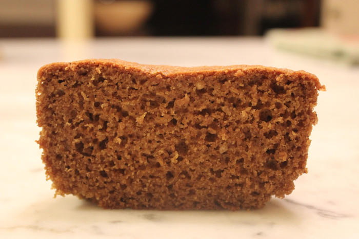 Gingerbread Loaf from Warm Bread and Honey Cake