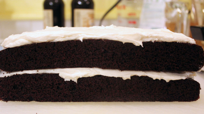 Remembering Flo Braker: Devil's Food Cake