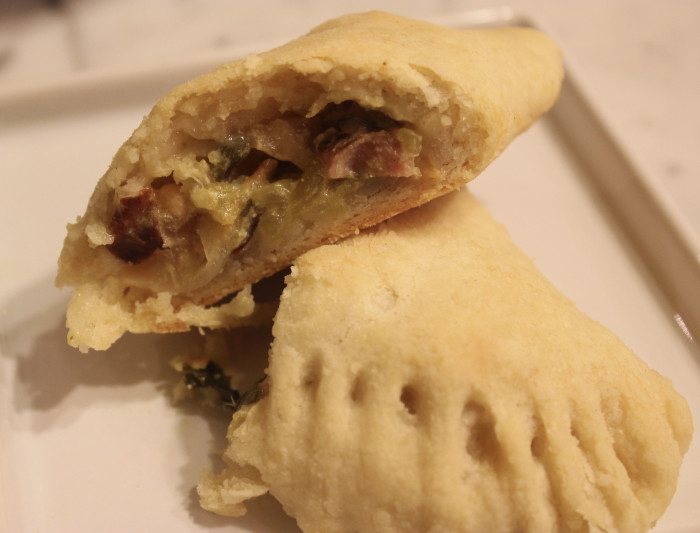 Brian's Ham and Green Chili Empanada Filling