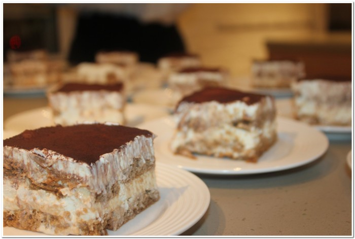 Tiramisu from Michele Scicolone