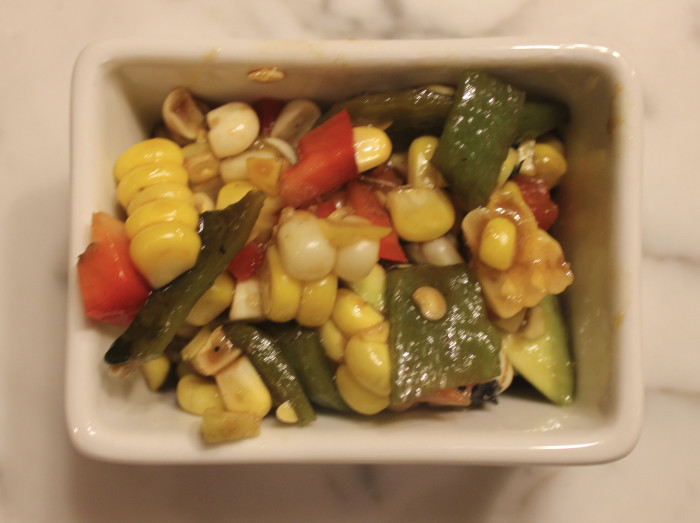 Avocado Corn Relish or Salsa