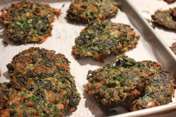 Little Vegetable Cakes from 1000 Italian Recipes