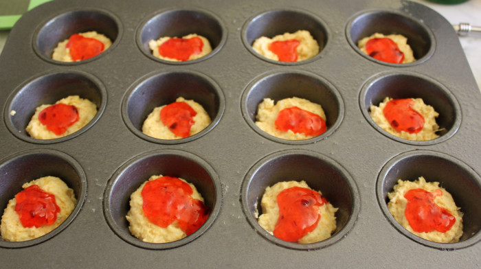 Corn and Jalapeno Jam Muffins from Texas Home Cooking