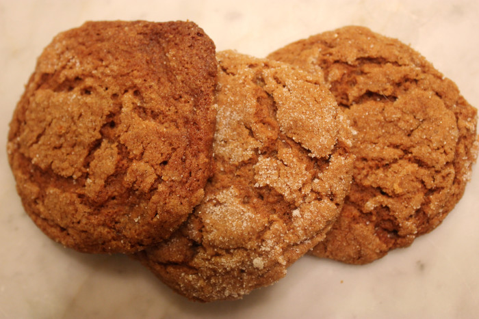 Brian's Perfect Molasses Spice Cookies