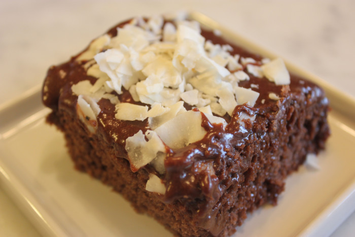 Karleksmums or Chocolate Coffee Squares from Fika: The Art of the Swedish Coffee Break