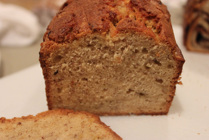 Banana Nut Bread from Secrets of a Jewish Baker