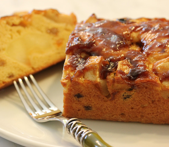 TBT Recipe: Apple Cake from Francois Payard