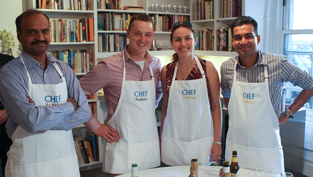 Cooking Classes in NYC