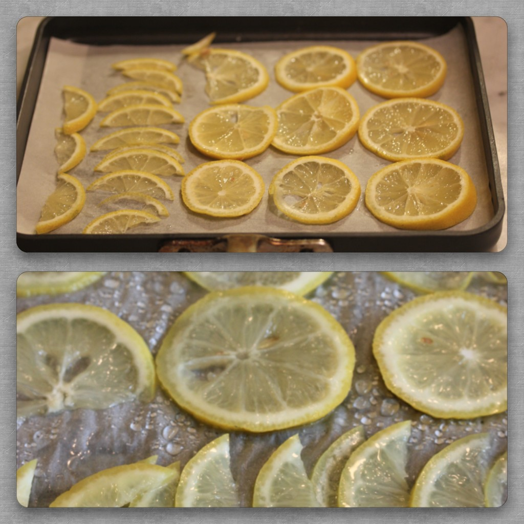 Quick Preserved Lemons