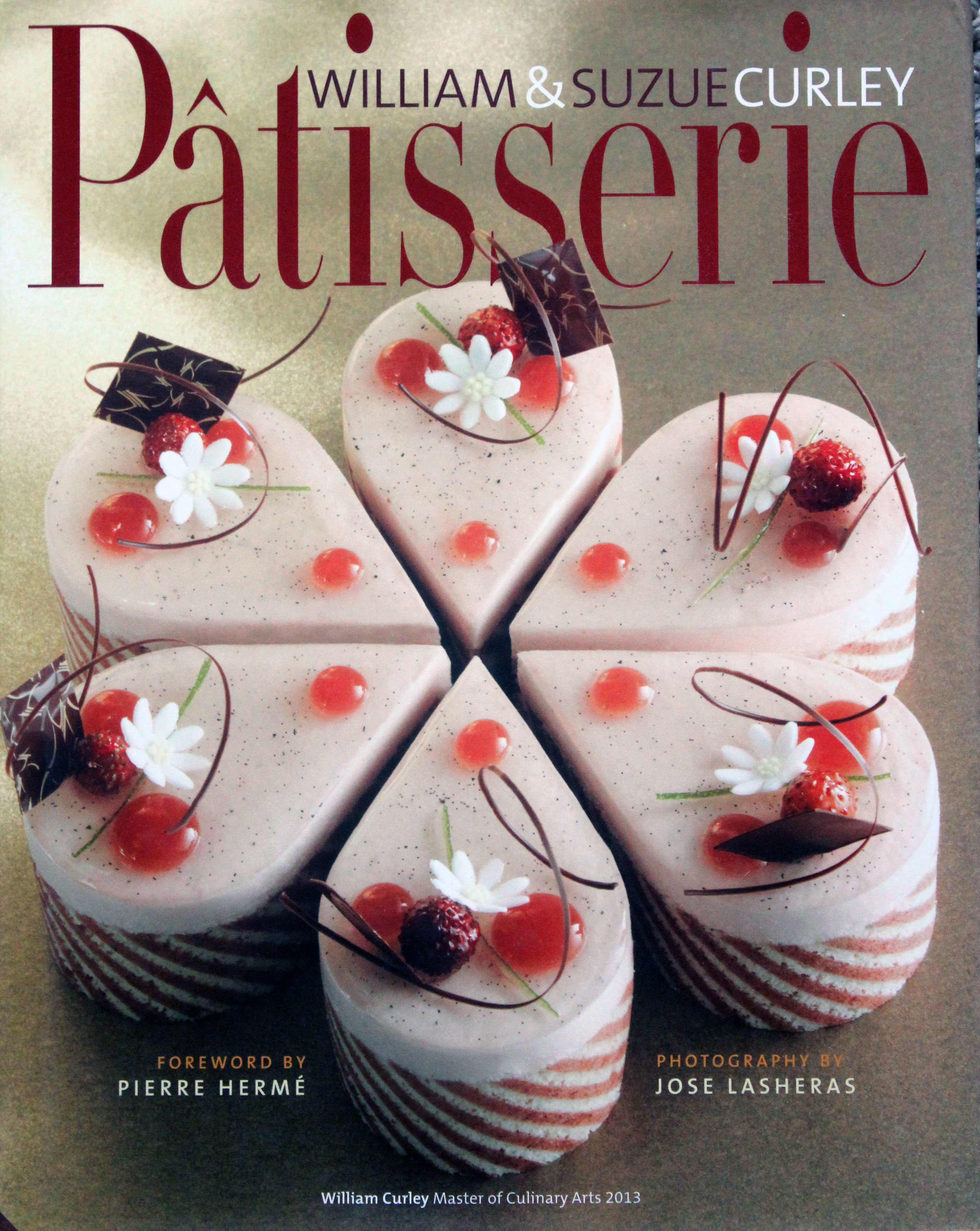 TBT and Holiday Baking Cookbook Review: Patisserie by William and Suzue Curley