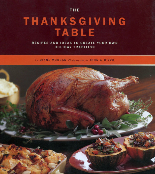 Thanksgiving Cookbook Cover : Throwback thursday cookbook review the thanksgiving table