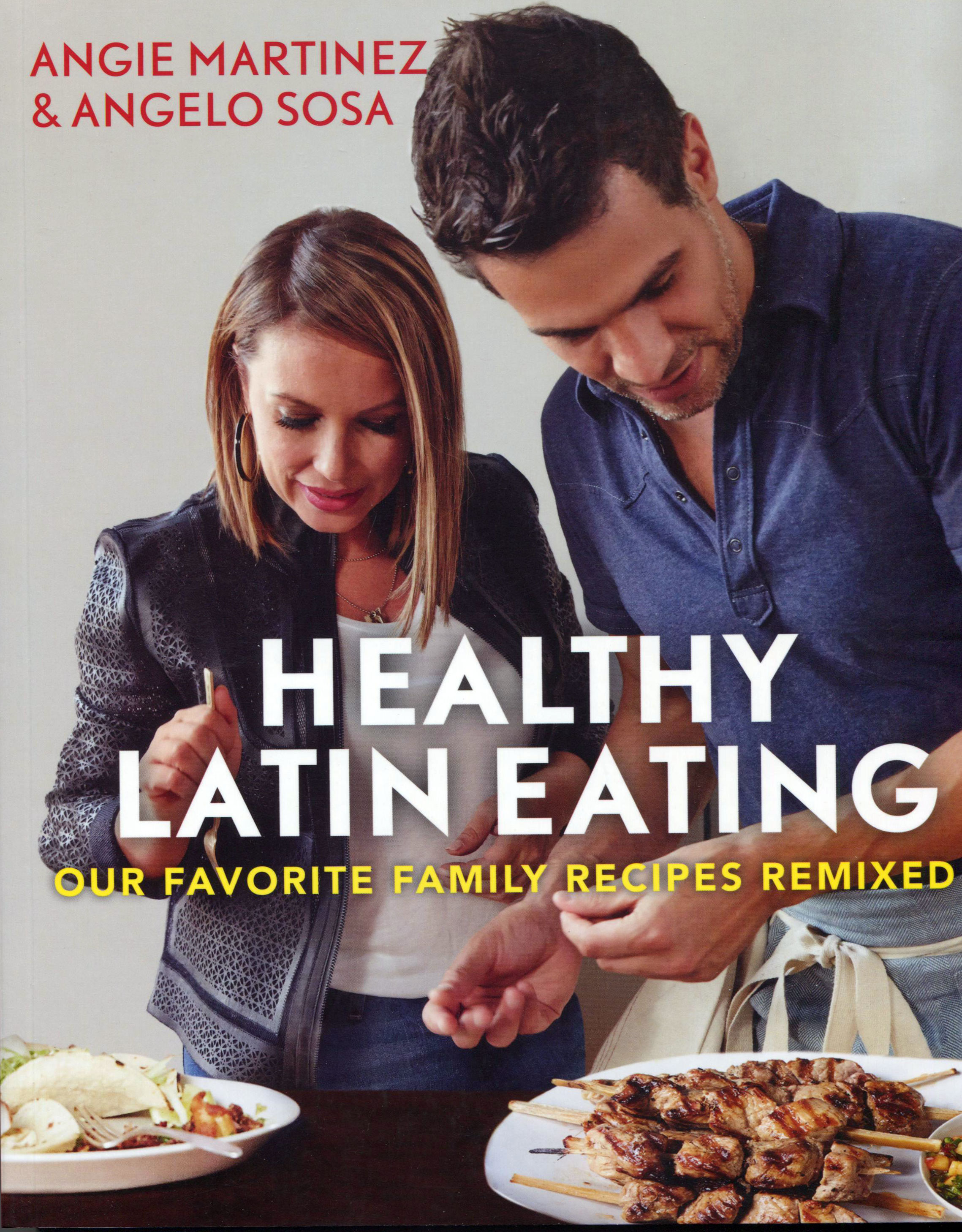 Fiery Cookbook Review: Healthy Latin Eating