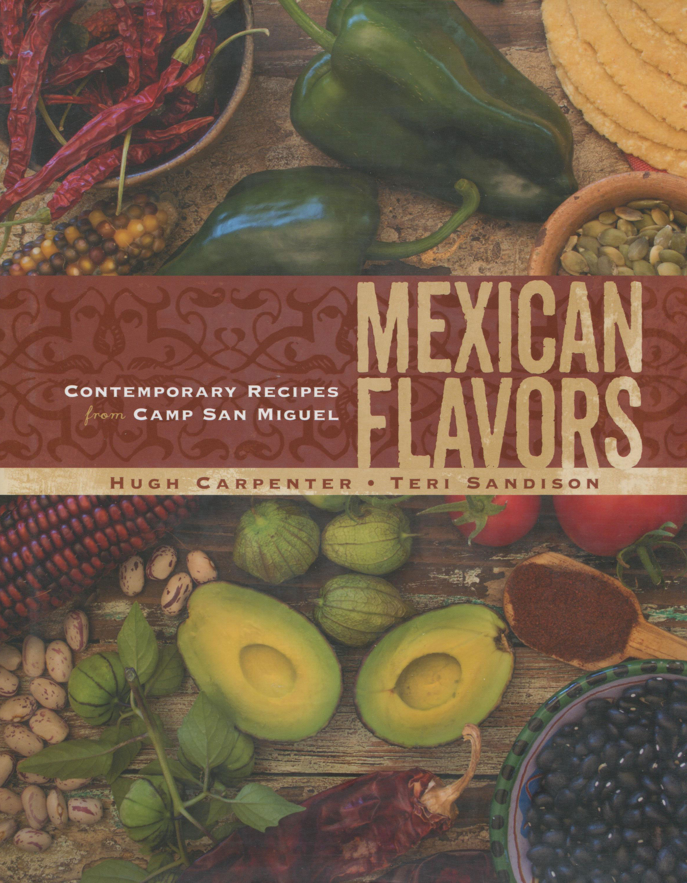 Fiery Cookbook Review: Mexican Flavors