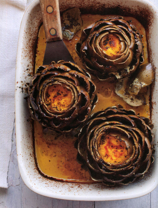 wc-Roasted-Stuffed-Artichokes-with-Mint-Oil