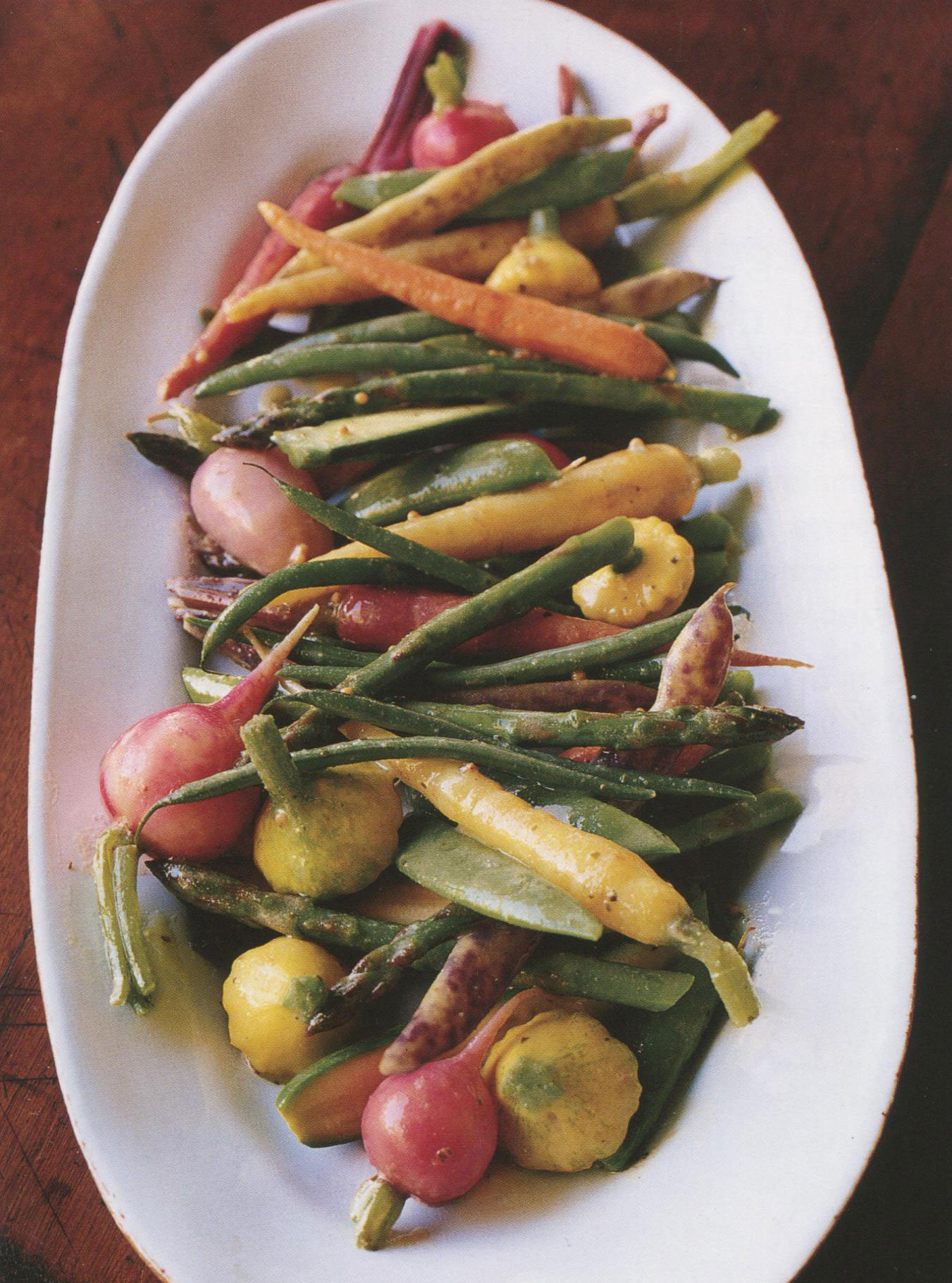 TBT Recipe: Pickled Spring Vegetables