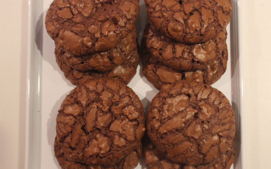 Suzi's Triple Chocolate Cookies
