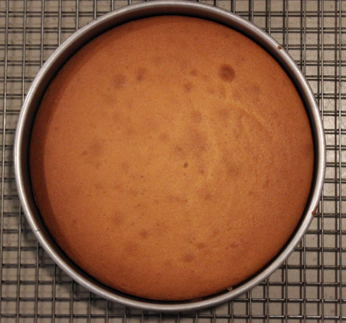 Ultimate Butter Cake from Alice Medrich in Flour Flavors