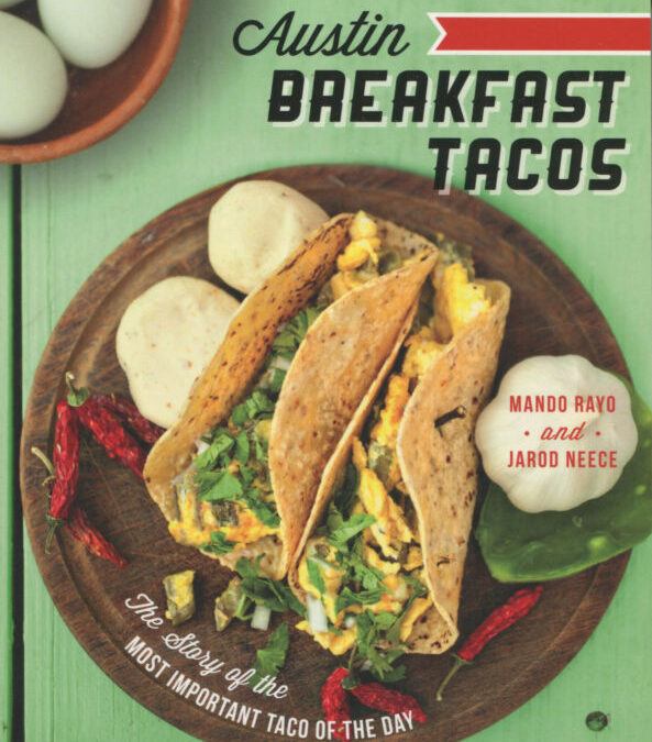 Cookbook Review: Austin Breakfast Tacos