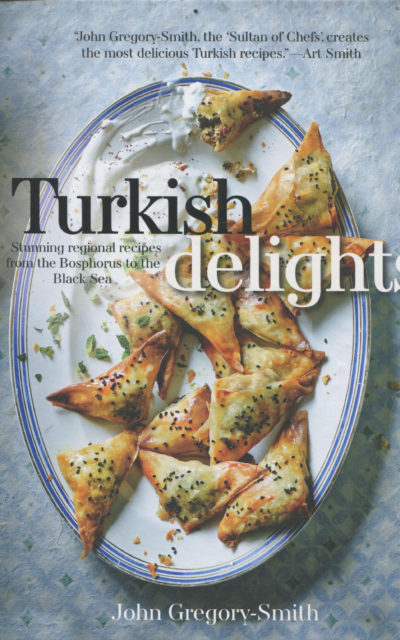 Cookbook Review: Turkish Delights by John Gregory-Smith
