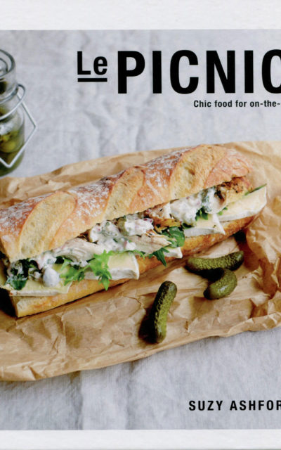 Cookbook Review: Le Picnic by Suzy Ashford