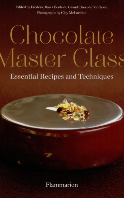 Cookbook Review: Chocolate Master Class