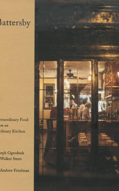 Cookbook Review Battersby