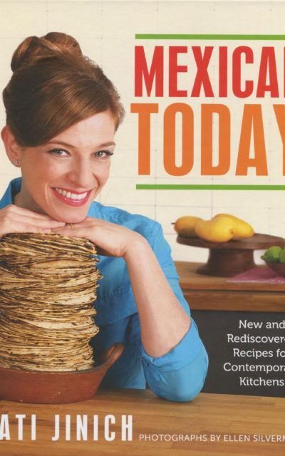 Cookbook Review Mexican Today