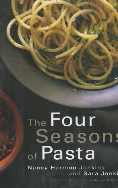 Cookbook Review: The Four Seasons of Pasta