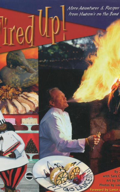 TBT Cookbook Review: Fired Up! by Jeff Blank and Team