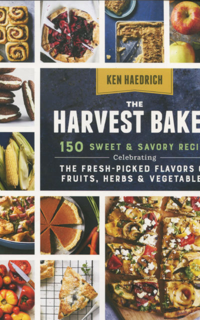 Cookbook Review: The Harvest Baker by Ken Haedrich