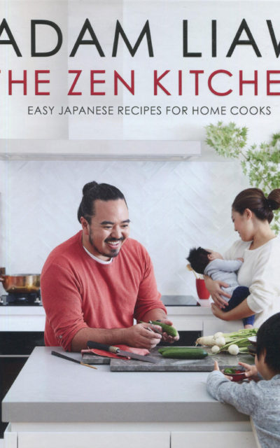 Cookbook Review: The Zen Kitchen by Adam Law