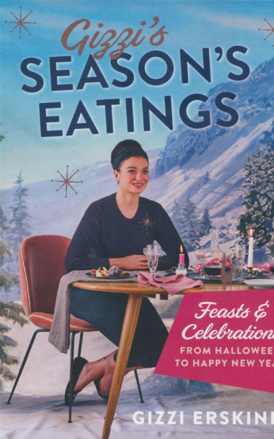Cookbook Review: Gizzi's Season's Eatings