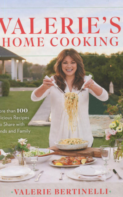 Cookbook Review: Valerie's Home Cooking