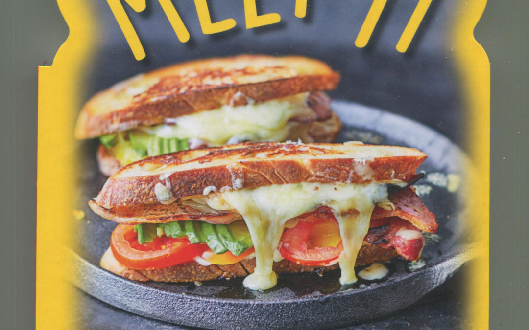 Cookbook Review: Melt It by Becks Wilkinson