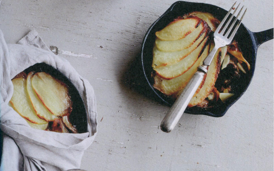 Lamb and Potato Pies from Le Picnic by Suzy Ashford