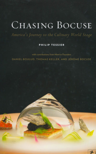 Cookbook Review: Chasing Bocuse by Philip Tessier
